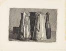 Morandi, Giorgio - Natura morta con cinque oggetti
