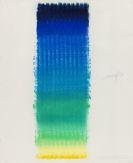 Heinz Mack - Ohne Titel (Farbchromatik)