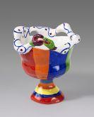 Niki de Saint Phalle - Vase au Serpent (Vase with Snake)