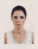 Thomas Ruff - Portrait (Anna Giese)
