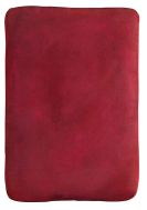 Gotthard Graubner - Ohne Titel (Farbraumkörper, rot)