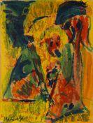 Alechinsky, Pierre - Perdus dans le couleur