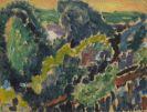 Alexej von Jawlensky - Landschaft am Genfersee