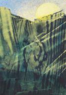 Max Ernst - Forest (La forêt)