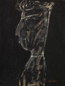 Jean Dubuffet - Portrait de Georges Limbour