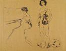 Edvard Munch - Fiolinkonserten (Geigenkonzert)