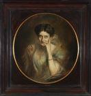 Franz von Lenbach - Porträt der Mary Victoria Lady Curzon von Kedleston, Vizekönigin von Indien