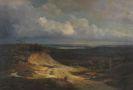 Louis Gurlitt - Heidelandschaft in Jütland