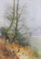 Karl Hagemeister - Herbst