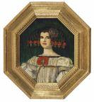 Franz von Stuck - Meine Tochter Mary im Velázquez-Kostüm
