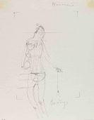 Joseph Beuys - 12 Drawings After ´Codices Madrid´ By Leonardo Da Vinci inkl. Buch