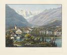 Hans Felix Leuthold - Vues pittoresque de la Suisse