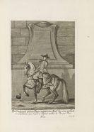 Ridinger, Johann Elias - Vorstellung der Schul und Campagne Pferde