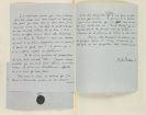 Rilke, Rainer Maria - Typoskript, Korrekturfahnen, 6 Briefe und 1 eigh. Gedicht zu