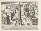 Lauro, Giacomo - Antiquae urbis splendor, 4 Teile in 1 Band