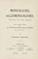 Friedrich Nietzsche - Menschliches, Allzumenschliches
