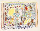 Pablo Picasso - A los toros. Dabei: B. Kochno, Le Ballett