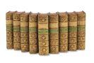 Friedrich Müller - Sammlung russischer Geschichte, 9 Bände