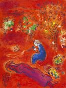 Chagall, Marc - Daphnis & Chloé
