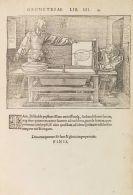 Albrecht Dürer - Institutionum geometricarum Libri IV