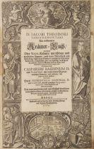 Jacob Theodor Tabernaemontanus - Kräuter-Buch