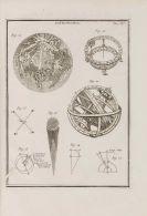 Chambers, Ephraim - Dizionario universale. 15 Bände