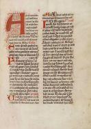 Manuskripte - Missale plenum