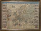 Frederick de Wit - Nova et accurata totius Europae tabula (Wandkarte)