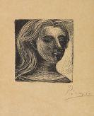 Pablo Picasso - Waldemar George, Dessins