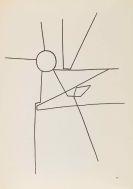 Hans (Jean) Arp - 4 kleiner Werke + 1 Beigabe von Sophie Taeuber-Arp