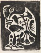 Picasso, Pablo - Le Grand Hibou