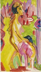Ernst Ludwig Kirchner - Zwei weibliche Akte