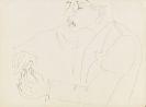 Ernst Ludwig Kirchner - Mann mit Zigarre
