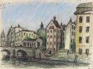 Werner Heldt - Am Kanal