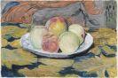 Hans Purrmann - Stillleben mit Äpfeln und Pfirsichen