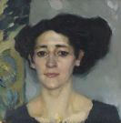 Leo Putz - Damenporträt