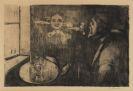Edvard Munch - Tête-à-Tête (Plauderstunde)