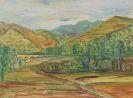 Werner Gilles - Arkadische Landschaft