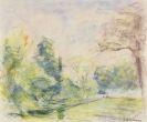 Max Liebermann - Blick in meinen Garten