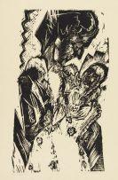 Ernst Ludwig Kirchner - Mutter und Kind