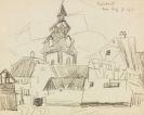 Lyonel Feininger - Troistedt