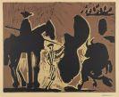 Picasso, Pablo - Avant la pique II