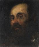 Max Slevogt - Portrait (nach Tintoretto)