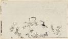 Paul Klee - Belebter Strand