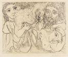 Picasso, Pablo - Marie-Thérèse rêvant de métamorphoses
