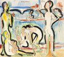 Ernst Ludwig Kirchner - Ruderer