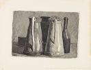 Giorgio Morandi - Natura morta con cinque oggetti