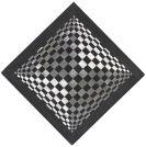 (d. i. Edoarda Maino) Dadamaino - Oggetto ottico dinamico