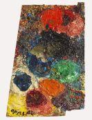 Karel Appel - Palet
