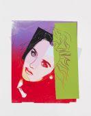 Andy Warhol - Isabelle Adjani